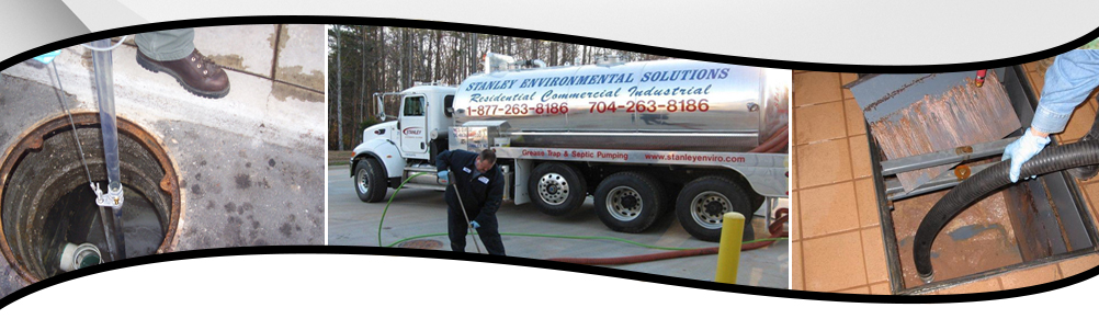 Raleigh NC grease trap cleaning - Stanley Environmental